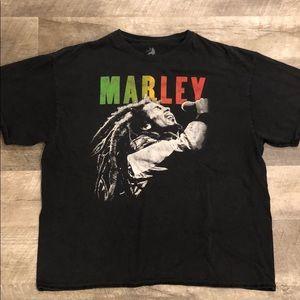 Bob Marley t-shirt by Zion RootsWear